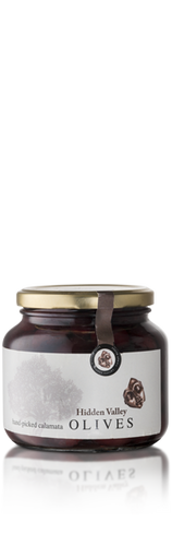 Hidden Valley Calamata Olives (6/box) (R95/JAR)