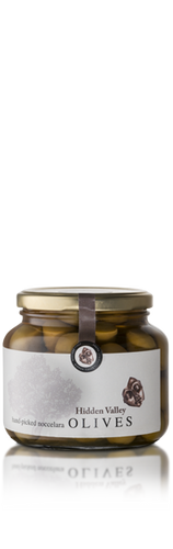 Hidden Valley Nocellara Olives (6/box) (R95/JAR)