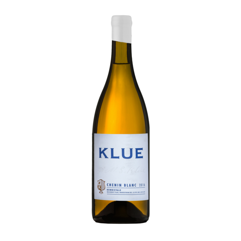 KLUE Chenin Blanc 2016 (6/case) (R139/BOTTLE)