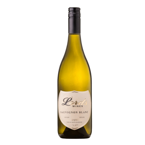 Lord's Sauvignon Blanc 2018 (6/case) (R119/BOTTLE)