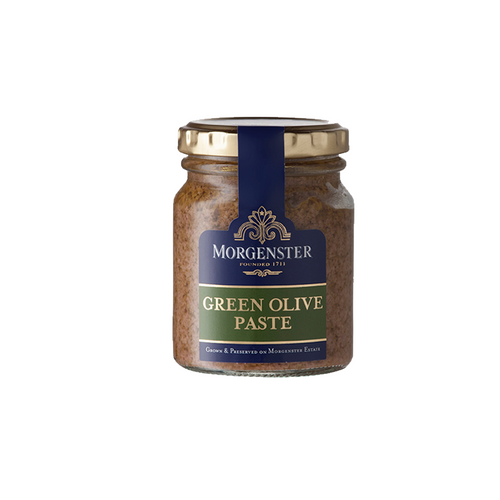 Morgenster Green Olive Paste 130g (6/box) (R54.90/JAR)