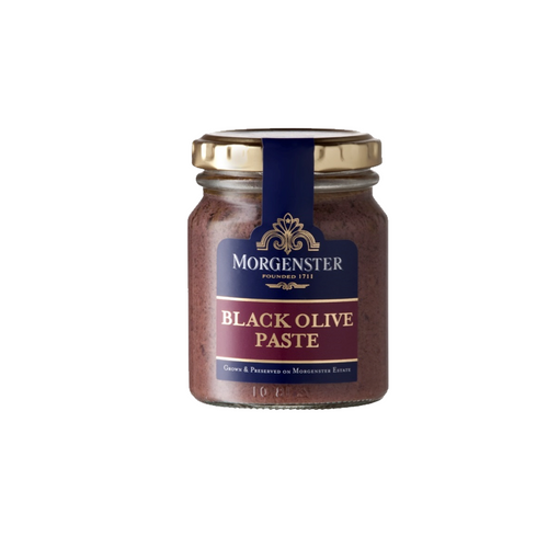 Morgenster Black Olive Paste 130g (6/box) (R54.90/JAR)