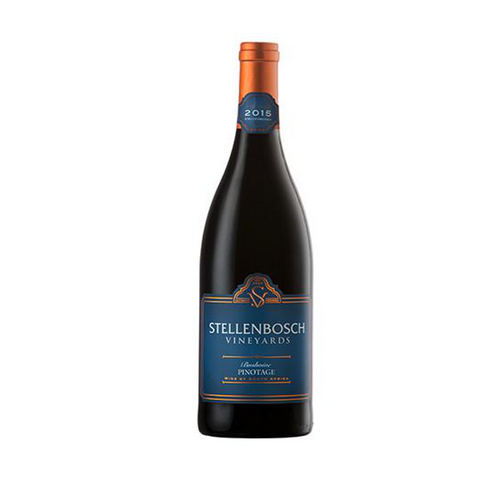 Stellenbosch Vineyards Bushvine Pinotage 2017 (6/case) (R94/BOTTLE)