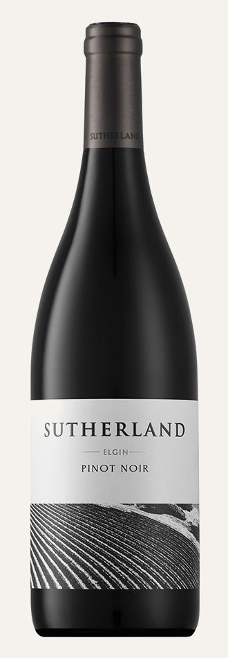 Sutherland Pinot Noir 2017 (6/case) (R189/BOTTLE)