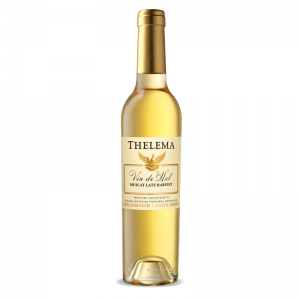 "Thelema ""Vin de Hel"" Muscat Late Harvest (375ml) 2018 (6/case) (R149/BOTTLE)"