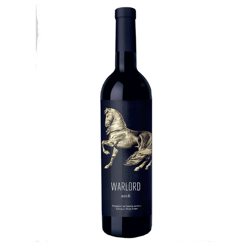 Cavalli Flagship Range - WARLORD 2016 (6/case) (R209/BOTTLE)