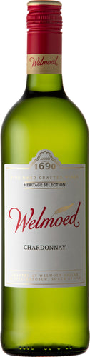 Welmoed Chardonnay 2018 (6/case) (R55/BOTTLE)