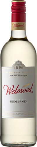 Welmoed Pinot Grigio 2018 (6/case) (R55/BOTTLE)
