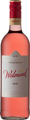 Welmoed Rosé 2018 (6/case) (R55/BOTTLE)