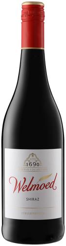 Welmoed Shiraz 2018 (6/case) (R58/BOTTLE)