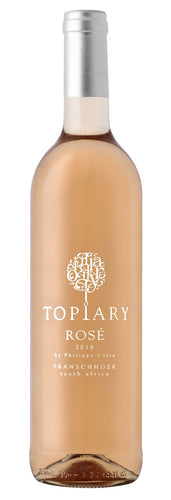 Topiary Rosé 2018 (6/case) (R79/bottle)