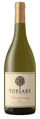 Topiary Chardonnay 2017 & 2018 (6/case) (R189/BOTTLE)