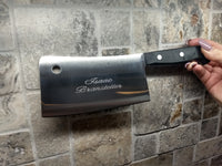J.A. Henckels International Classic 6-inch Engraved Cleaver Personalized Gift
