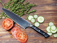 J.A Henckels engraved chefs knife personalized gift