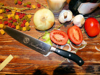 Victorinox engraved chef knife free shipping personalized gift