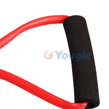 2 piece Figure 8 Resistance Loop Band