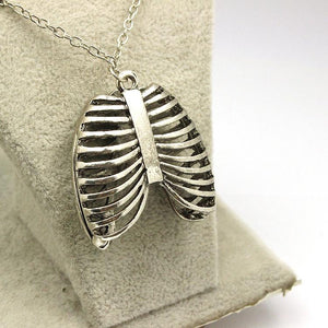 Skeletex Rib Cage Pendant  * LIMITED TIME GIVEAWAY *