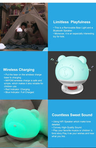 Smart Lights with Speakers
