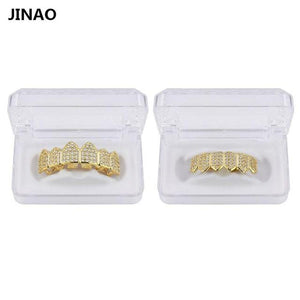Gold and Diamond Grills
