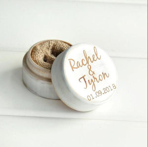 Personalized Ring Holder