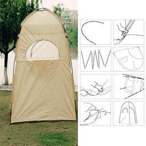 Portable Outdoor Fitting Room