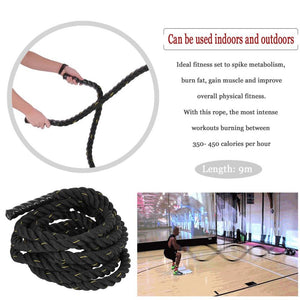 Strength Fitness Rope