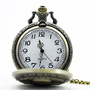True Patriots Pocket Watch
