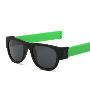Slap-On Sunglasses Wristband