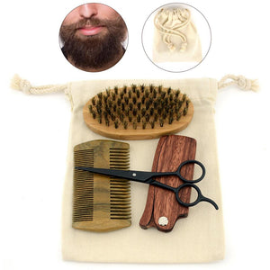 Beard and Mustache Styling Kit