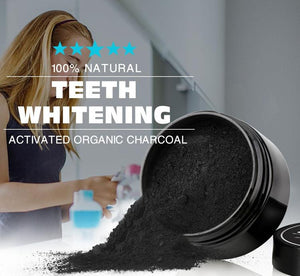 Smiley™ Teeth Whitening Activated Charcoal