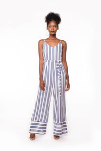 Chic in the City Jumpsuit - Six & Ten Boutique