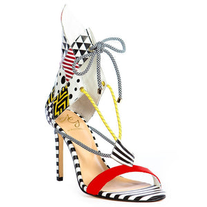 Alejandra G Carmela Heel - Six & Ten Boutique