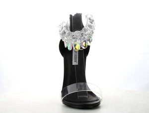 Chandelier Heel (Black) - Six & Ten Boutique