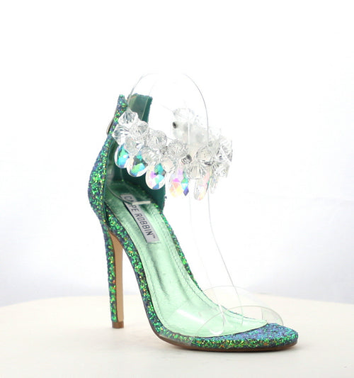 Chandelier Heel (Mermaid)