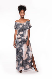 Tie-Dye Maxi - Six & Ten Boutique