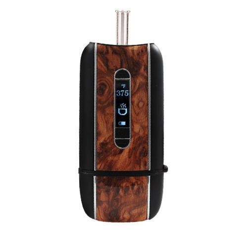 DaVinci Ascent Vaporizer - Burl Wood