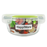 HappiWare Multi-Purpose Glass Container 825ML