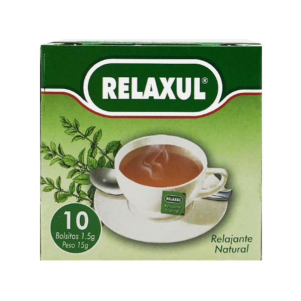 Relaxul Relaxing Tea 10 Bags