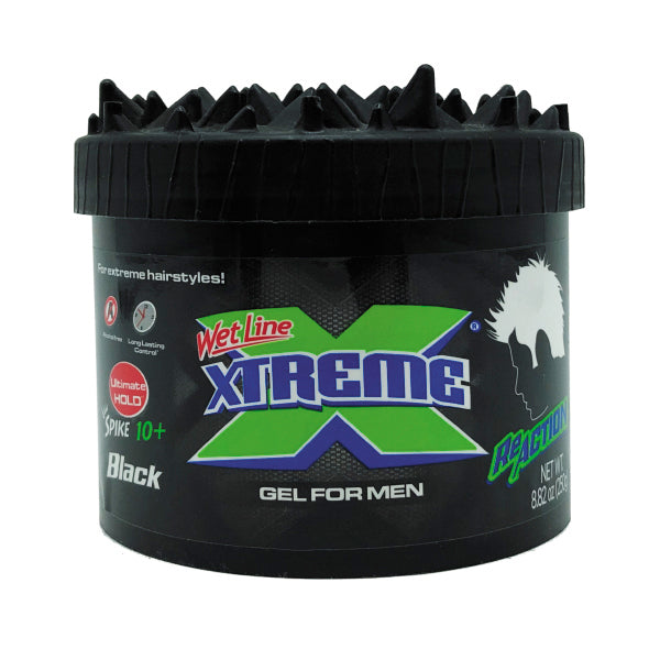 Xtreme Reaction Black Styling Gel