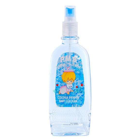 Para Mi Bebe Blue Spray Cologne 8.3 oz.