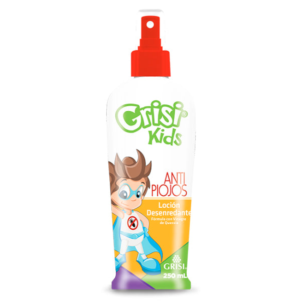 Grisi Kids Lice Repellent Detangling Spray