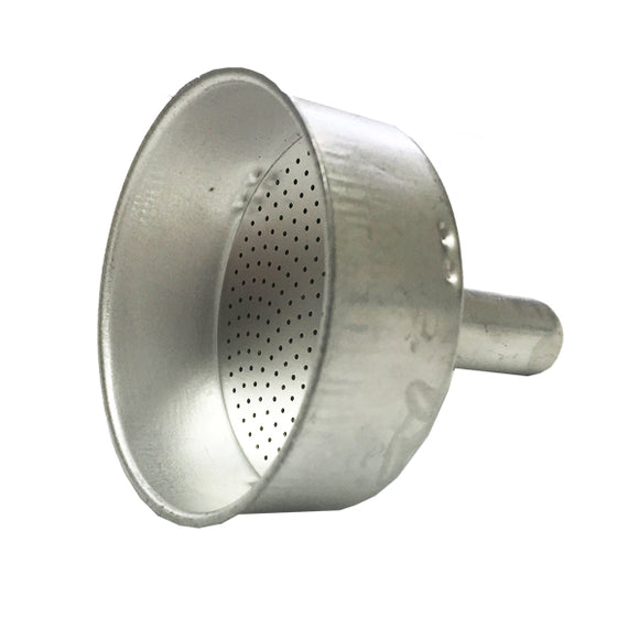 Aluminum Funnel Espresso (Available in different cup sizes)