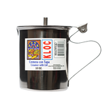 KLOC Stainless Steel Creamer With Cap