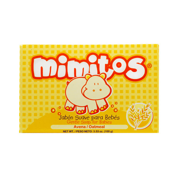 Mimitos Aveno & Milk Proteins Soap 3.5 oz.