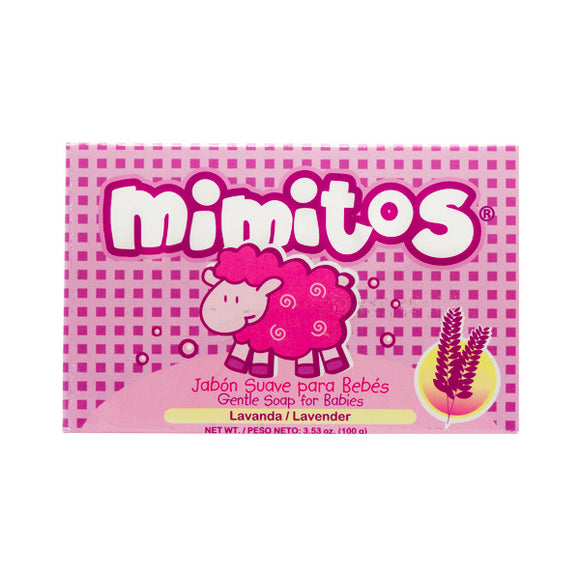 Mimitos Lavender Soap 3.5 oz.