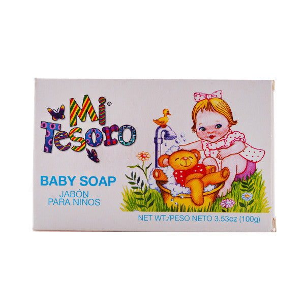 Mi Tesoro Soap 3.5 oz.