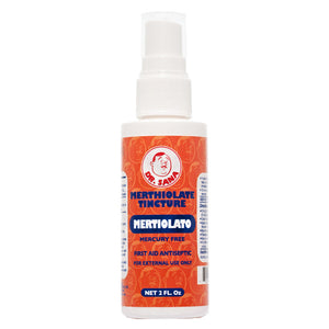 Dr. Sana Merthiolate Spray 2 oz.