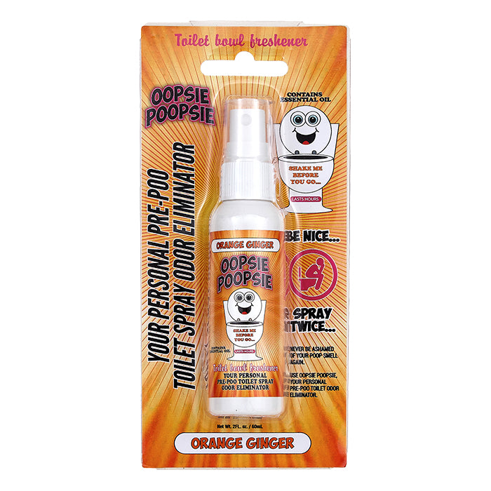 Oopsie Poopsie Orange Ginger Spray