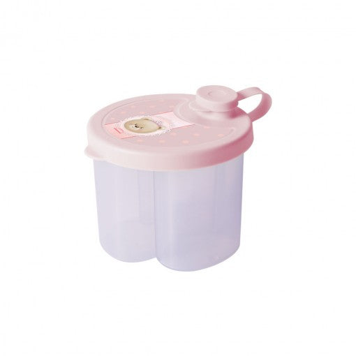 Teddy Bear Formula/Snack Dispenser (Pink)