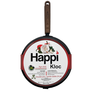 HappiKloc Double Pan 24cm